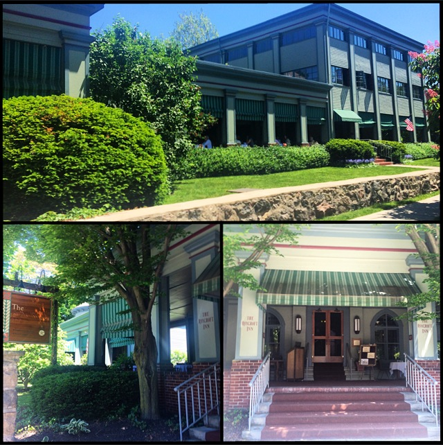 The Roycroft Inn, East Aurora, NY