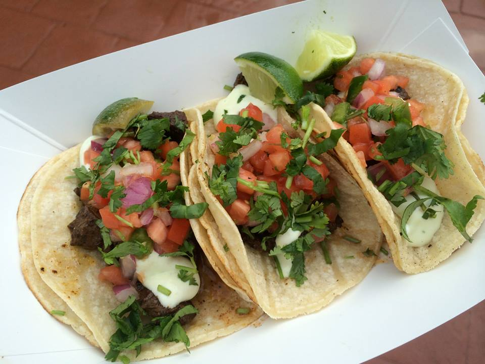 Carne Asada Tacos from Lloyd