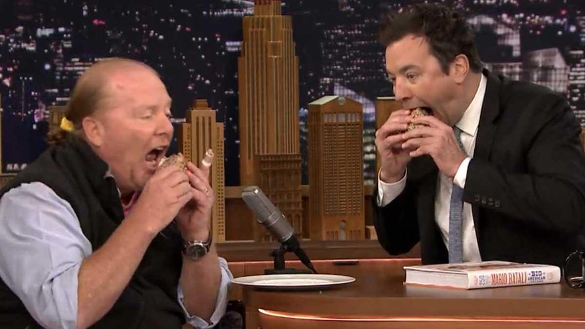 Jimmy Kimmel Beef On Weck