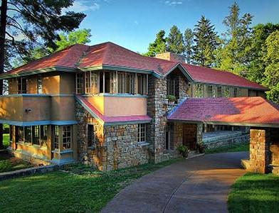 Frank Lloyd Wright's Graycliff Estate