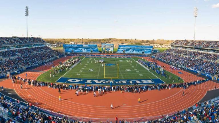 University at Buffalo Stadium
