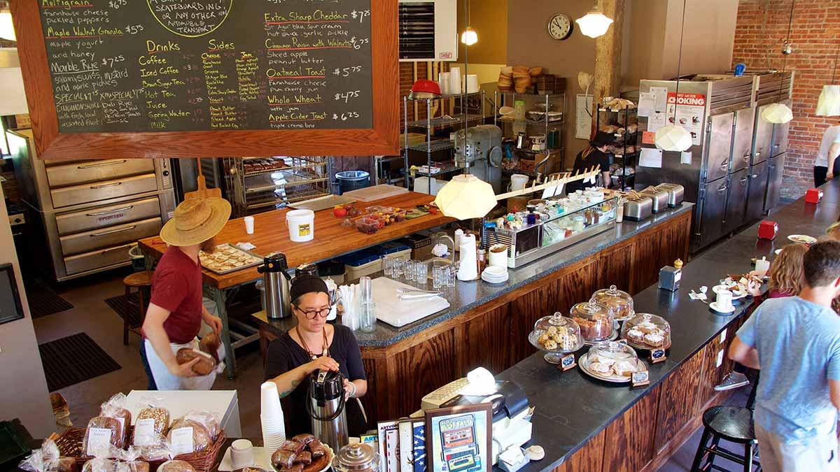 Five Points Bakery