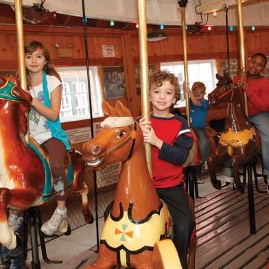 Herschell Carrousel Museum