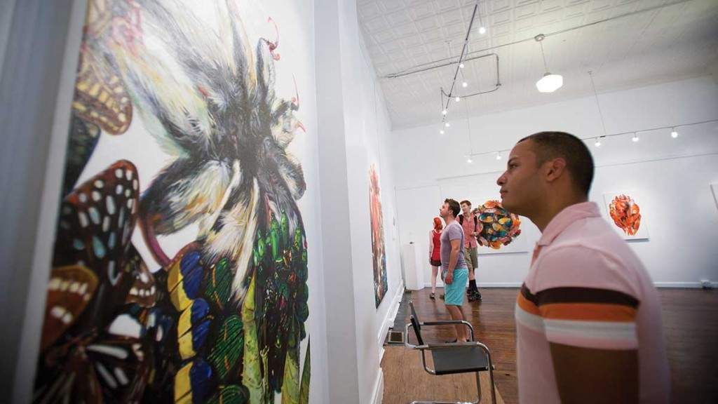 Indigo Art Gallery