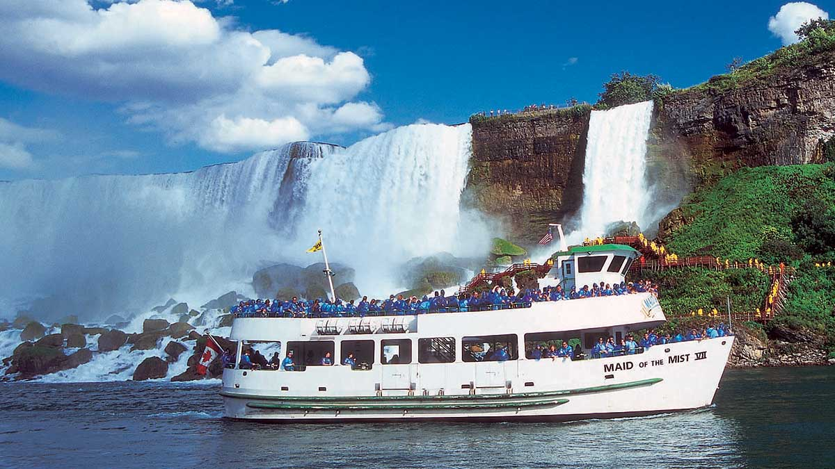 Best Tour Of Niagara Falls From New York