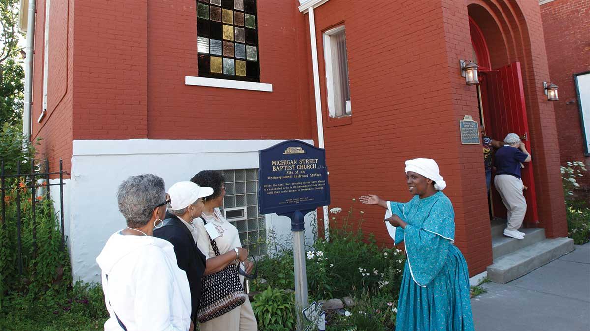 Black Rock Kitchen Buffalo Ny African American Heritage In Buffalo Ny Visit Buffalo Niagara