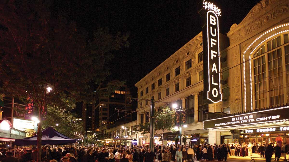 7 Ways To Enjoy Buffalo After Dark Visit Buffalo Niagara
