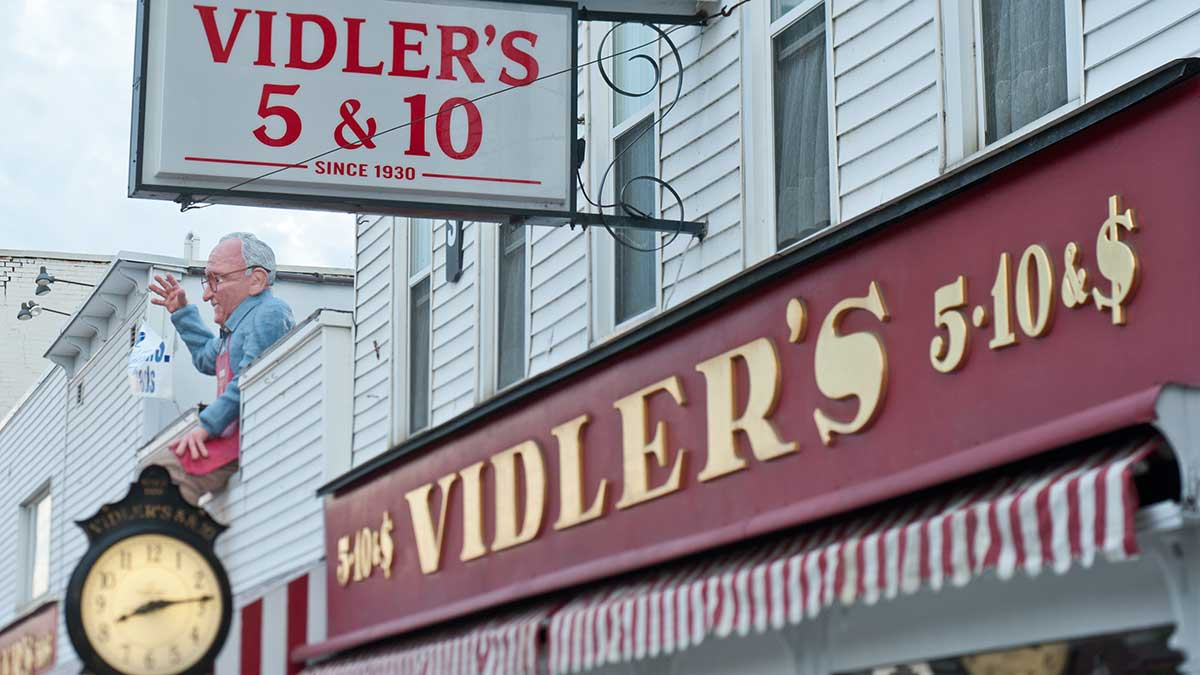 Vidler's 5 & 10