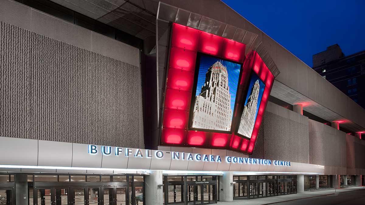 Buffalo Niagara<br>Convention Center