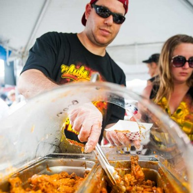 National BuffaloWing Festival