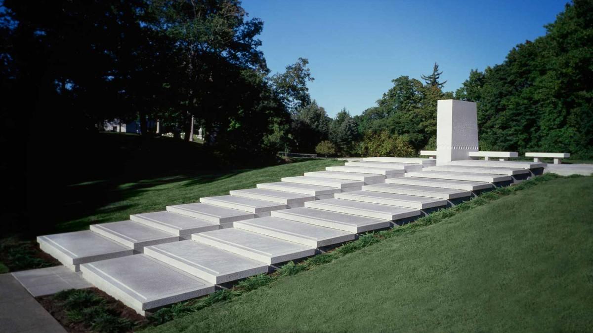 Blue Sky Mausoleum