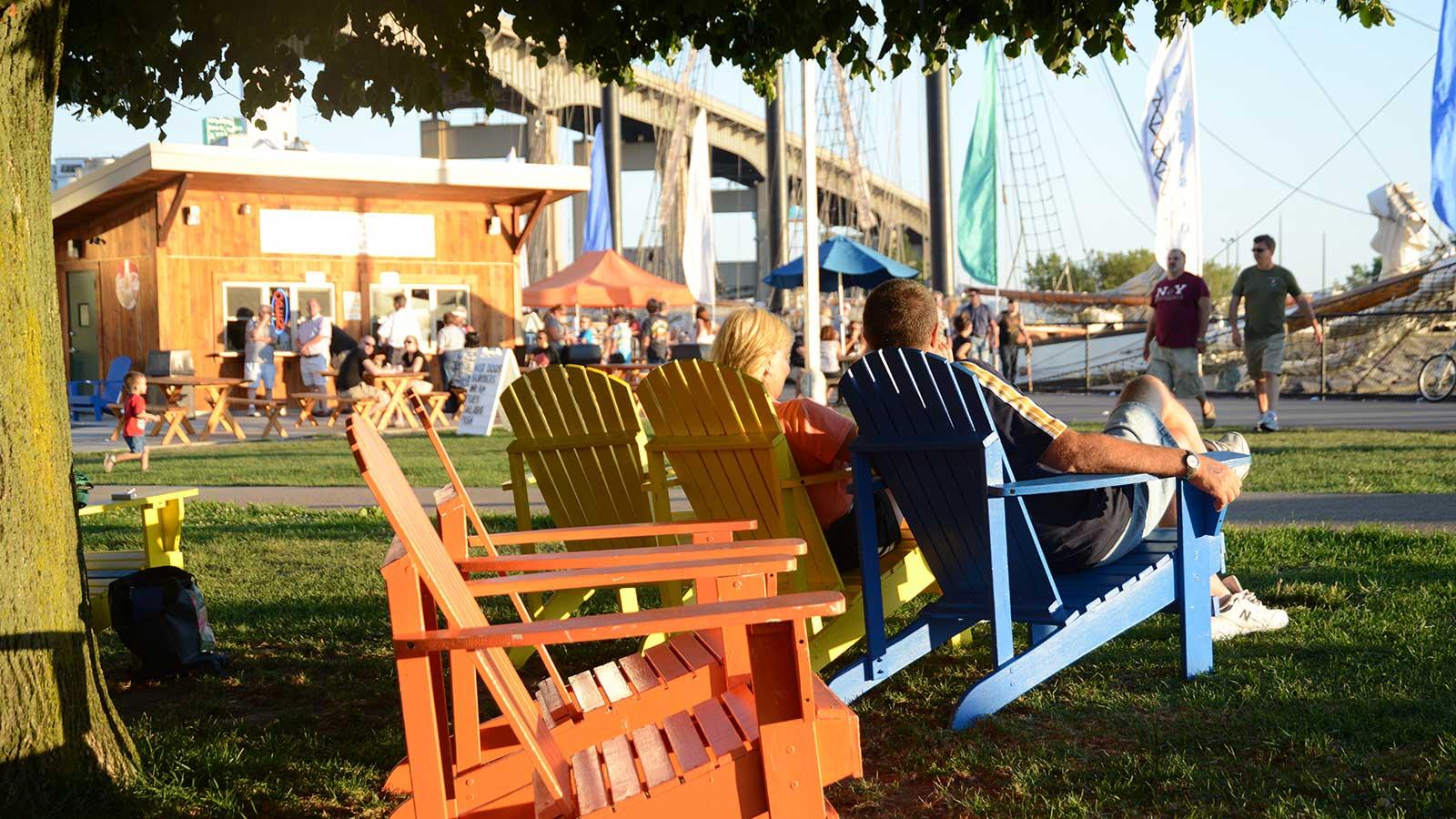 Free Fun At Canalside Visit Buffalo Niagara