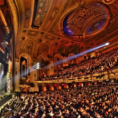Shea's Performing Arts Center Photo by Joe Cascio.