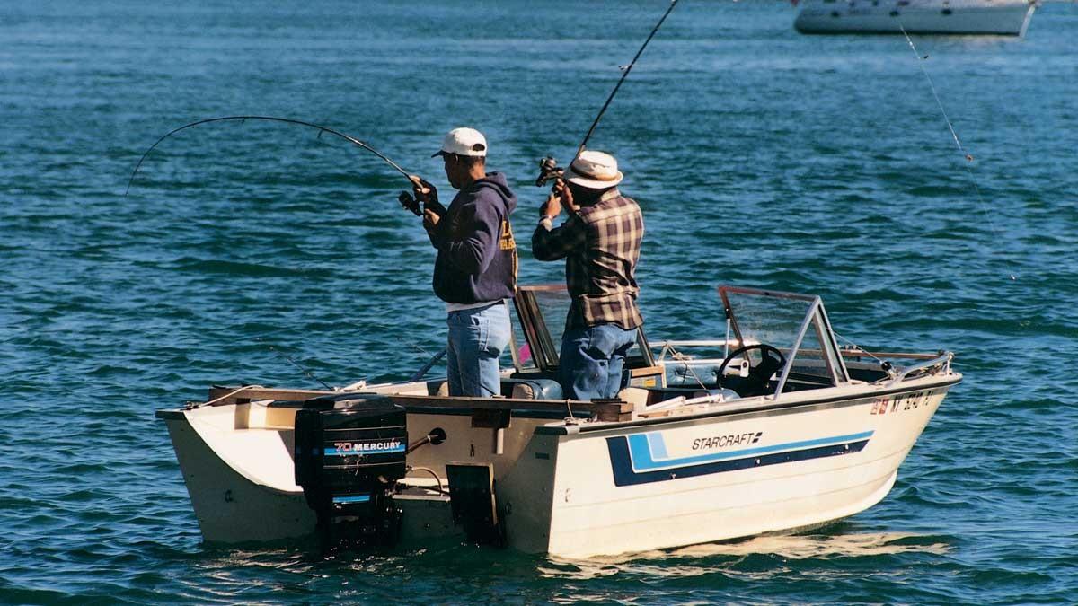 Buffalo ny fishing visit buffalo niagara for Fishing in buffalo ny
