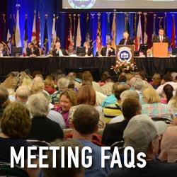 meeting FAQ