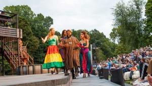 Shakespeare Delaware park