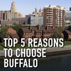 top 5 reasons to choose buffalo