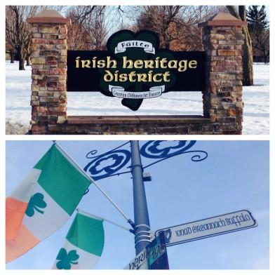 Irish Heritage District