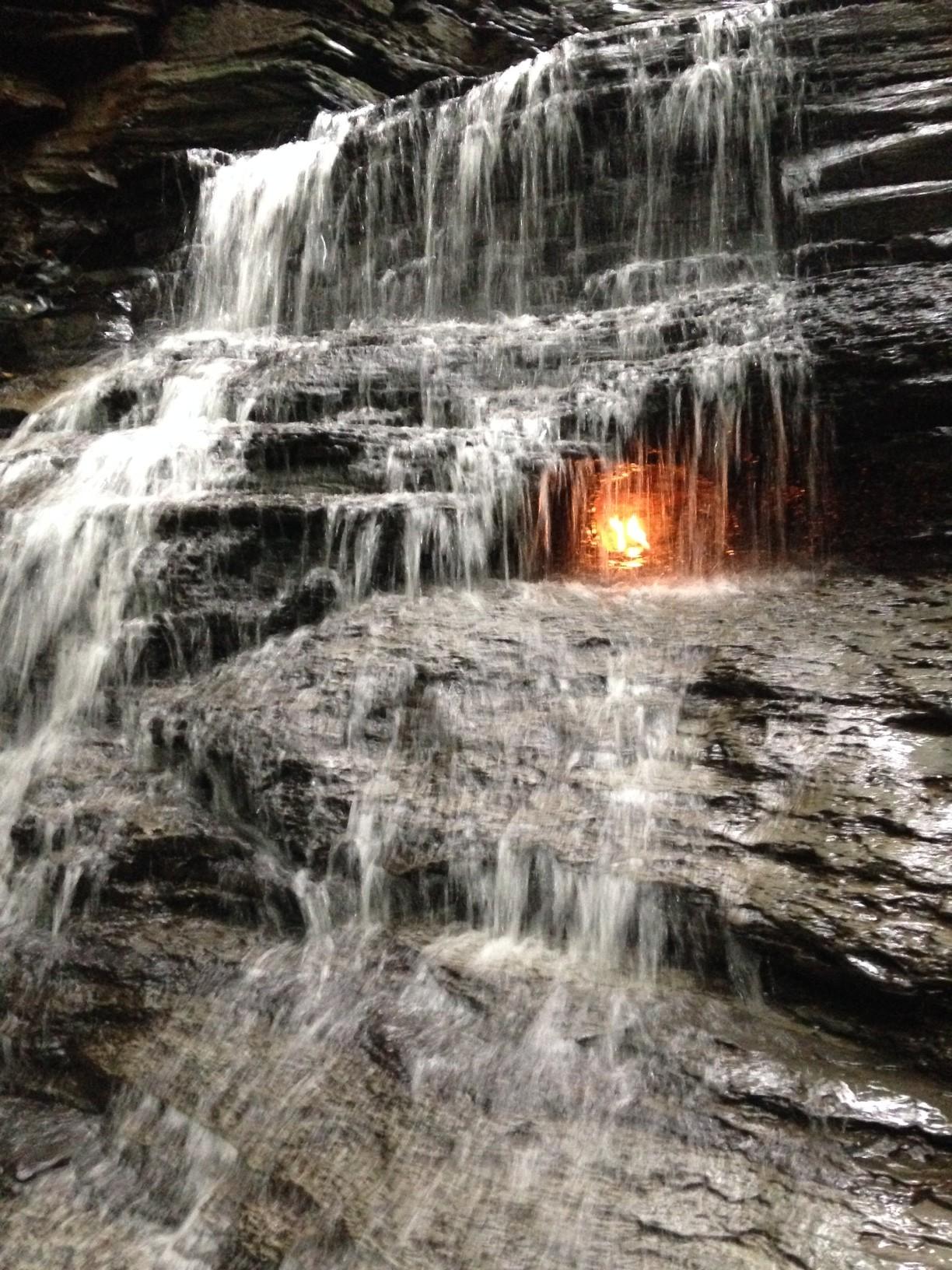 "Near Gas Station >> Eternal Flame: A ""Must Visit"" - Visit Buffalo Niagara"