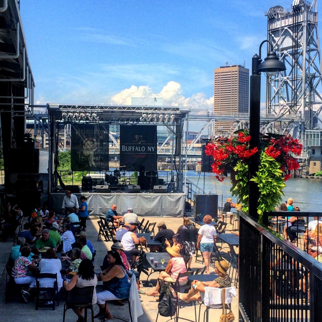 Riverfront Rebirth At Riverworks Visit Buffalo Niagara