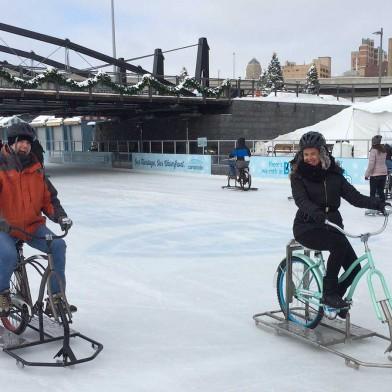 Ice Bikes ofBuffalo