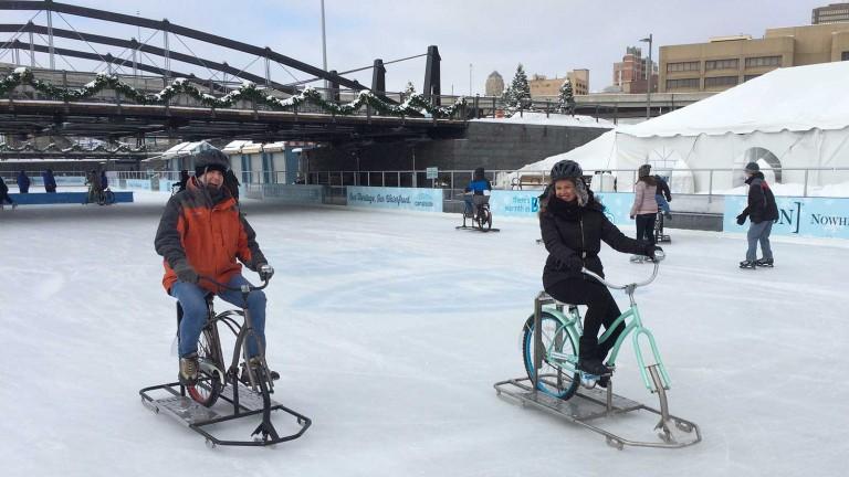 Ice Bikes of<br>Buffalo