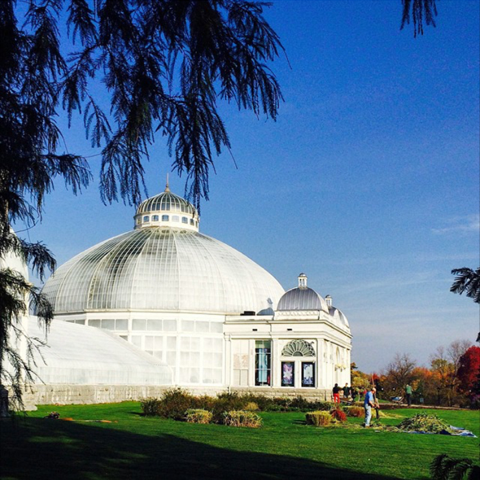Botanical Gardens at South Park - Photo by @frantastic_143