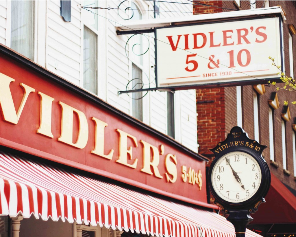 Vidler's Crop
