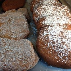 Paczki from Mazurek's Bakery