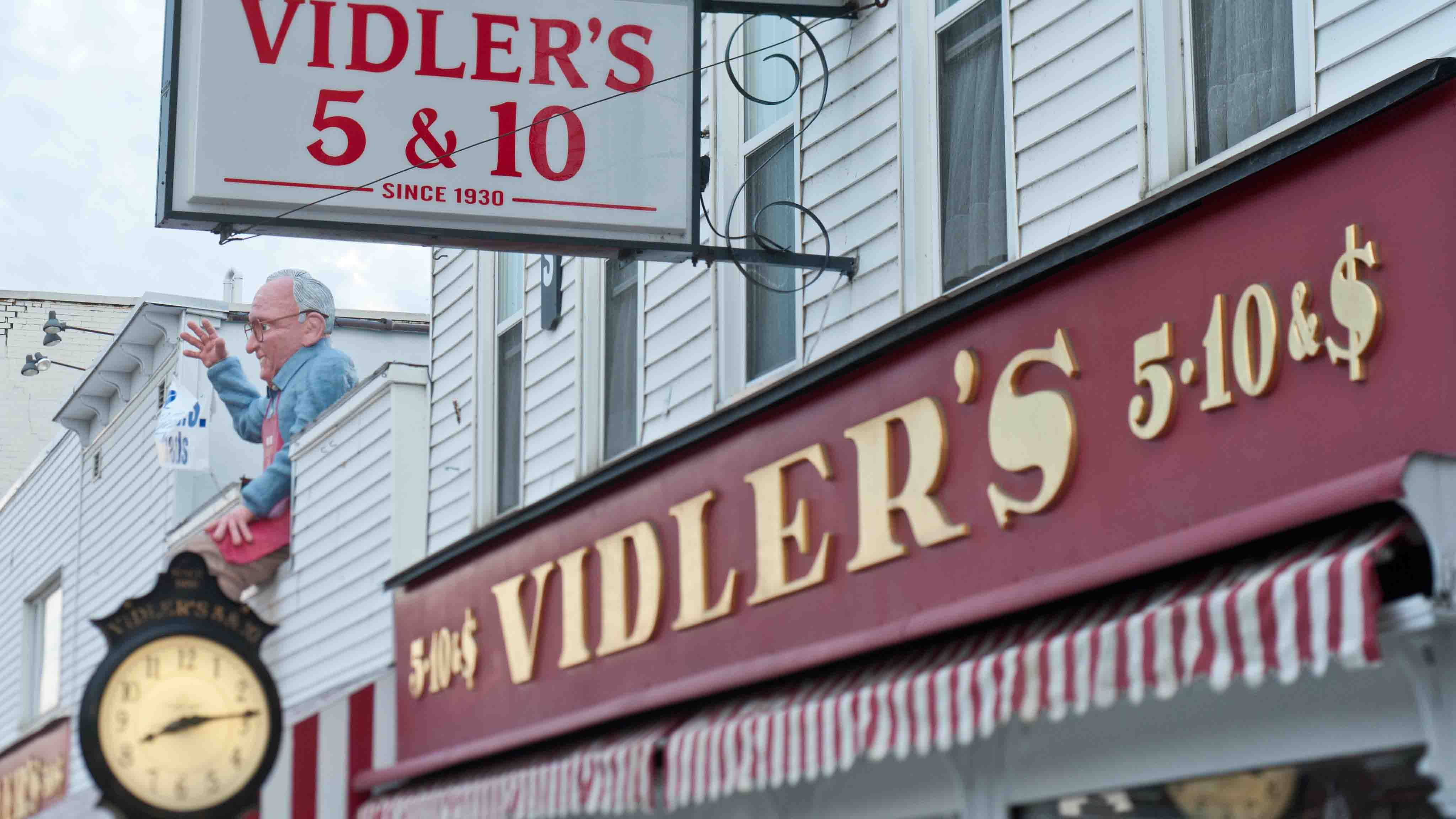 Find Anything And Everything At Vidlers Five Dime Visit Buffalo