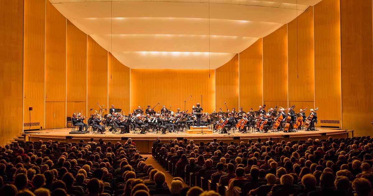 Kleinhans Music Hall, 3 Symphony Circle, Buffalo