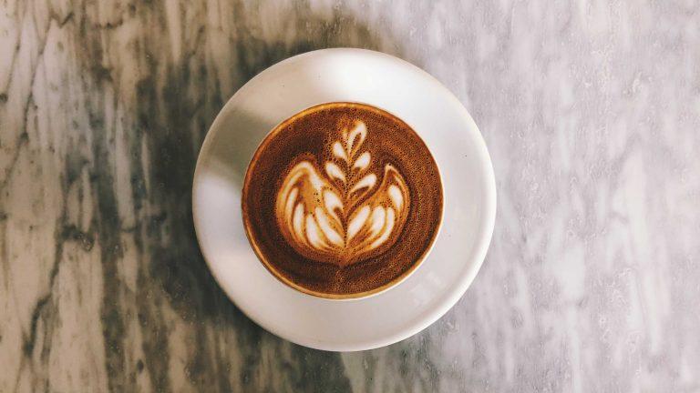 Public Espresso's cortado