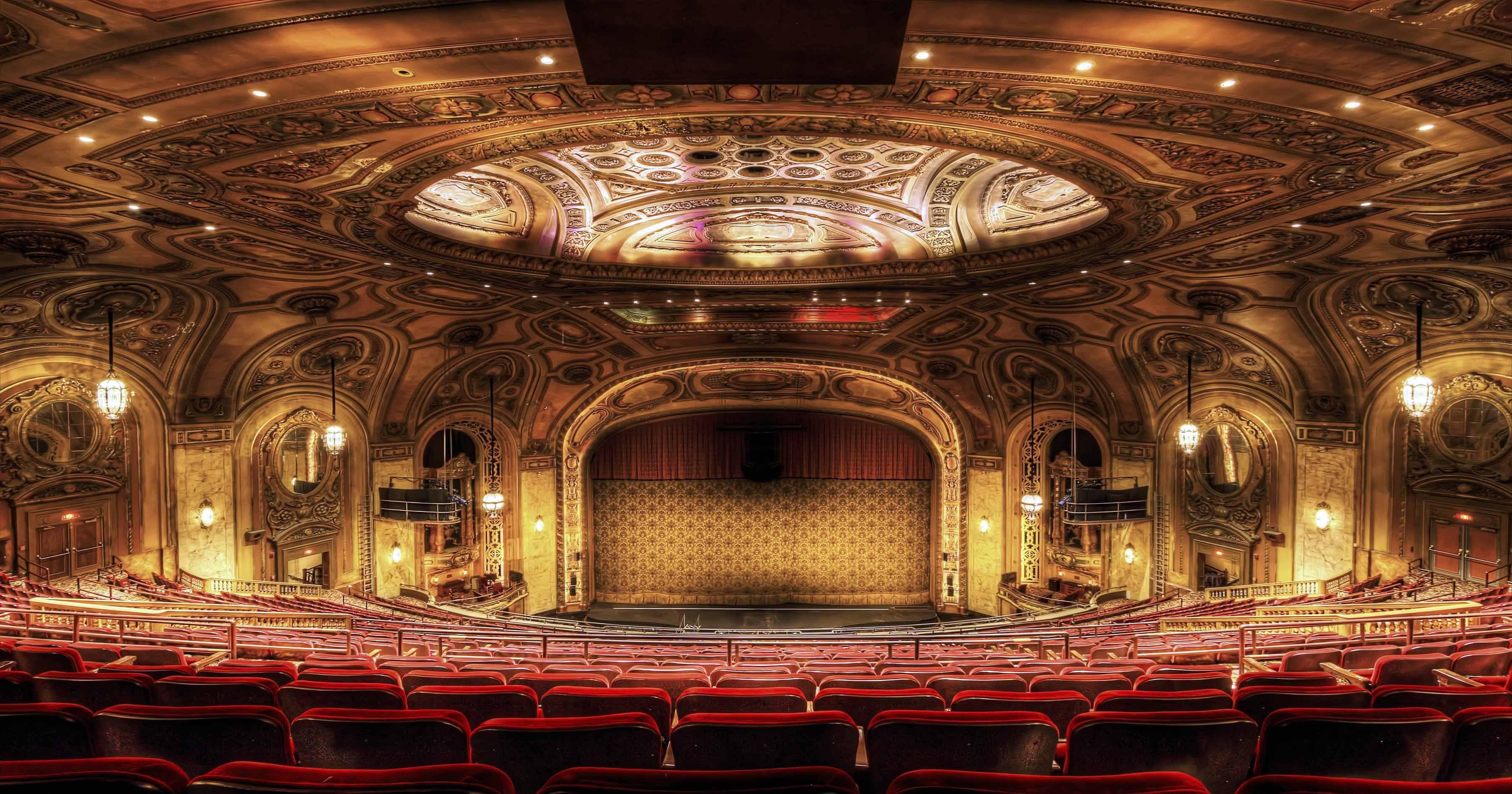 Buffalo Architectural Spotlight Shea S Performing Arts