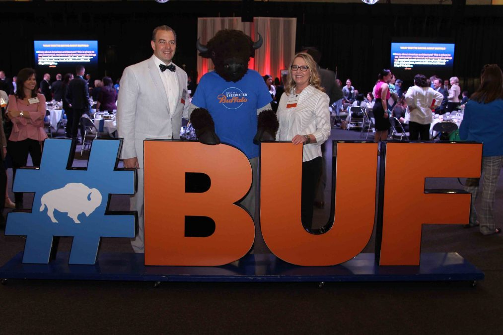 The Unexpected Buffalo at the Beacon Awards