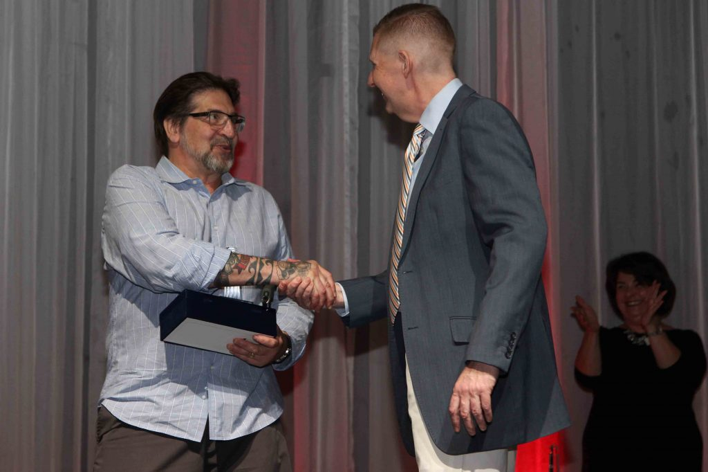 Mike Andrzejewski, Restaurateur of the Year