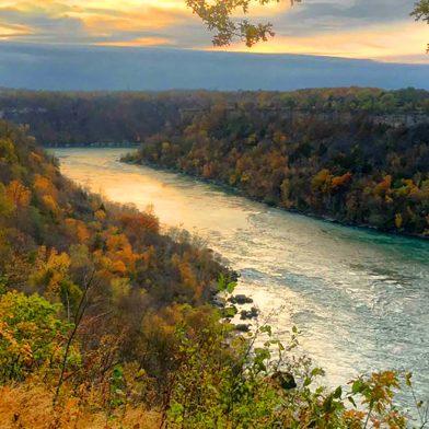 River in Buffalo, NY