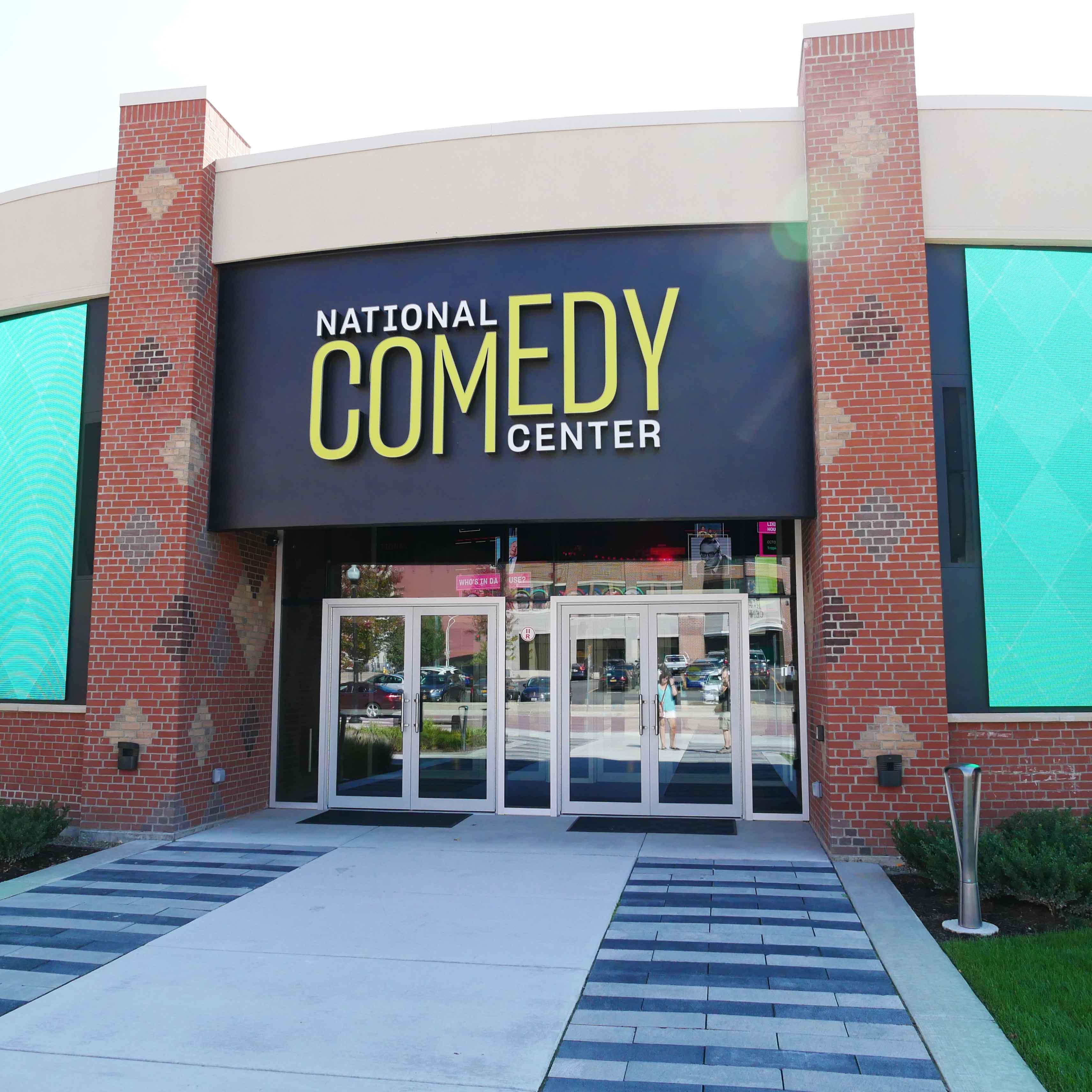 LMAO at the National Comedy Center - Visit Buffalo Niagara