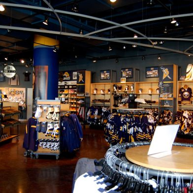 d877ac24 The Sabres Store is one of the largest in-arena stores in the NHL. Over  5,000 square feet filled with your favorite gear and accessories.