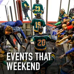 Events that weekend