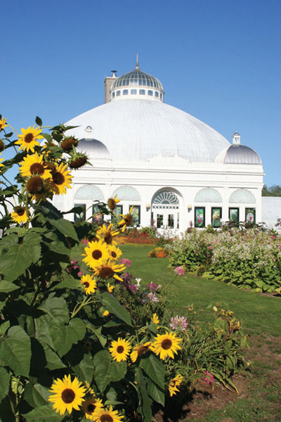 Buffalo Botanical Gardens Visit Buffalo Niagara