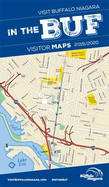 Visitor Map Cover