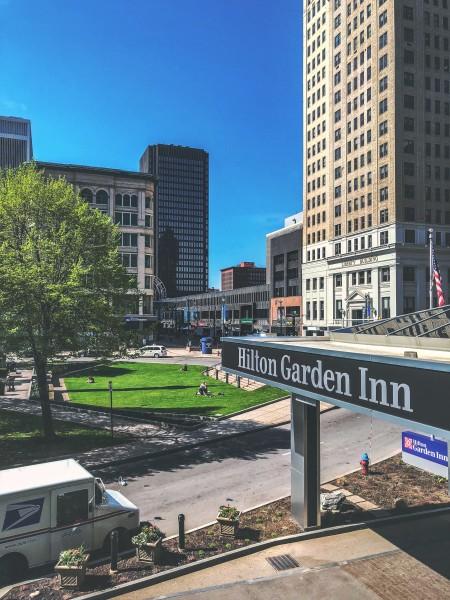 Hilton Garden Inn Buffalo Downtown Visit Buffalo Niagara