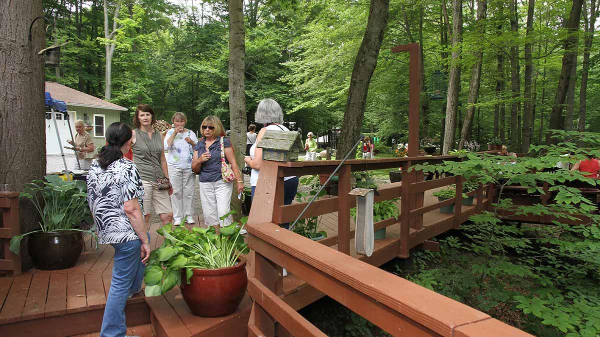 Smug Creek Gardens