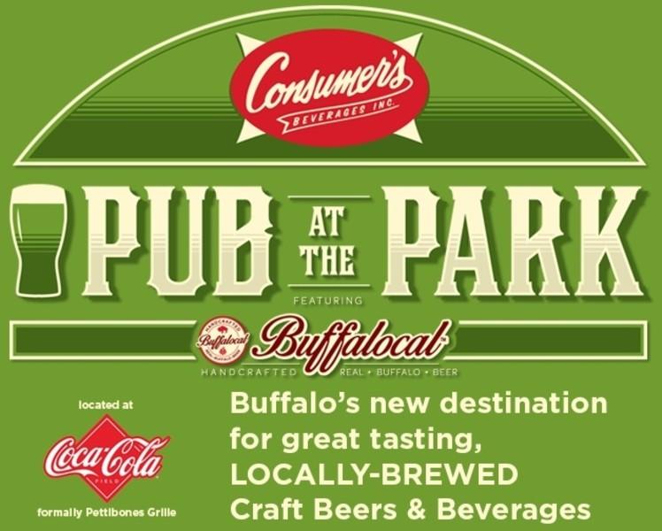 Consumer's Pub at the Park