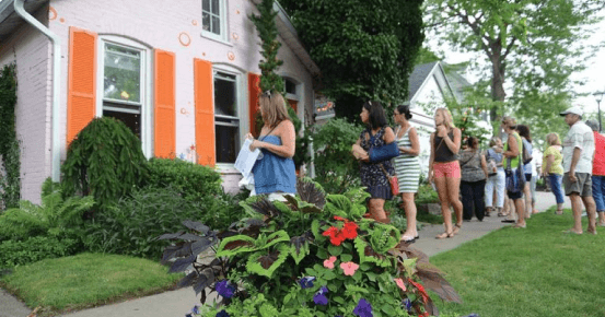 Buffalo Ny Garden Walks And Parks Visit Buffalo Niagara
