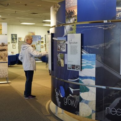 Smithsonian Exhibit at Buffalo Niagara Heritage Village