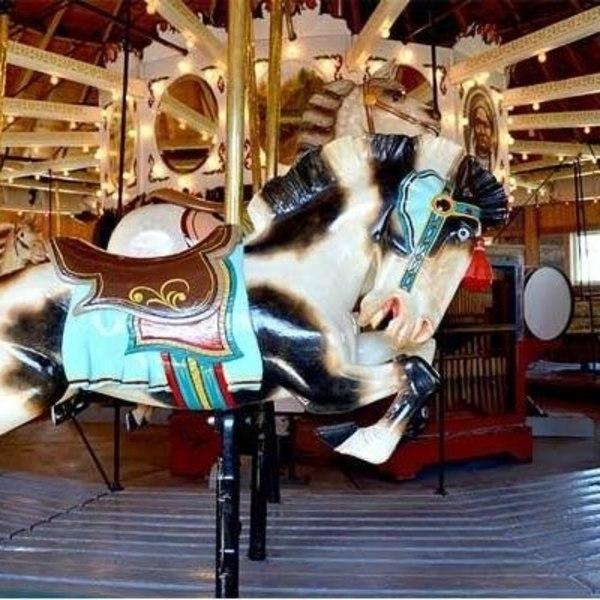 Herschell Carrousel Factory Museum