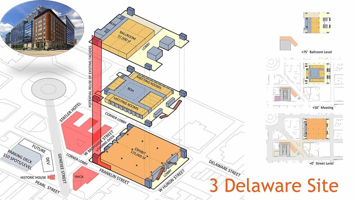 3 Delaware Site floor plan