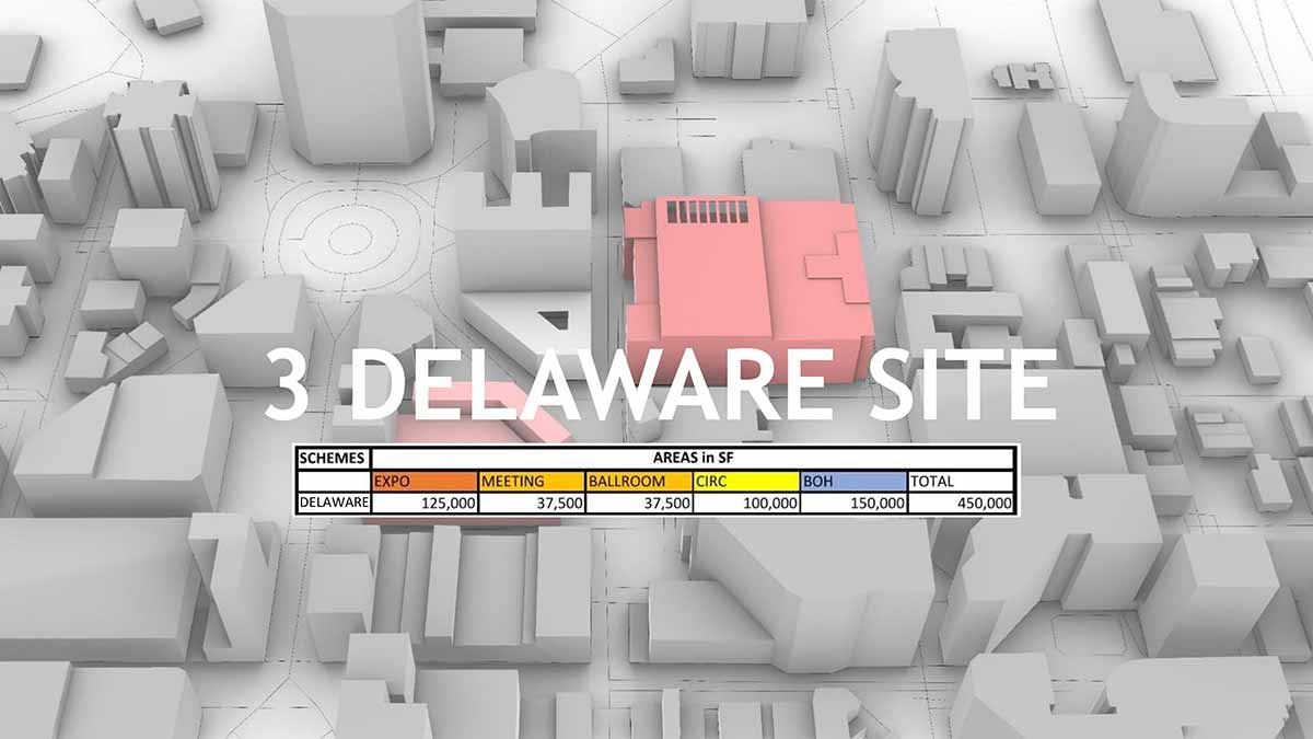 New BNCC Rendering of the 3 Delaware Site