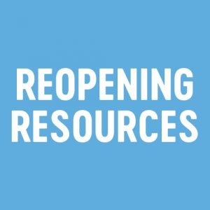 Re-Opening Resources